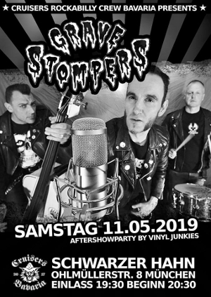 Grave Stompers Homepage